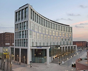 Hilton Hotel Liverpool - Heating Solutions